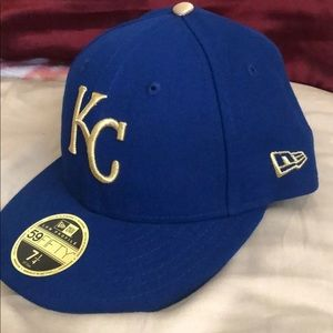 New Era low profile cap Kansas City Royals